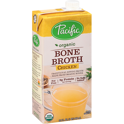 Pacific Organic Chicken Bone Broth Product Image