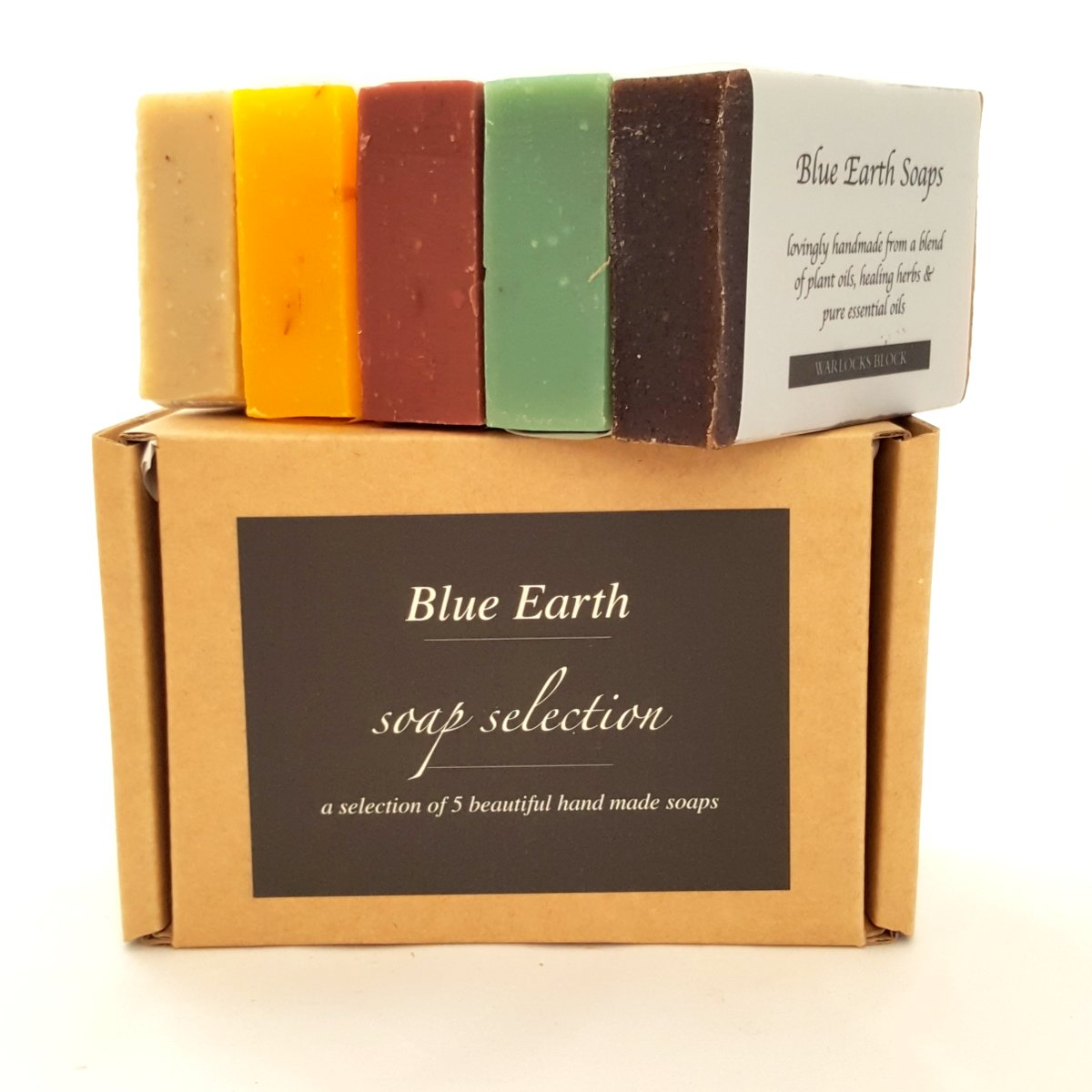 The Blue Earth Soap Selection Product Image