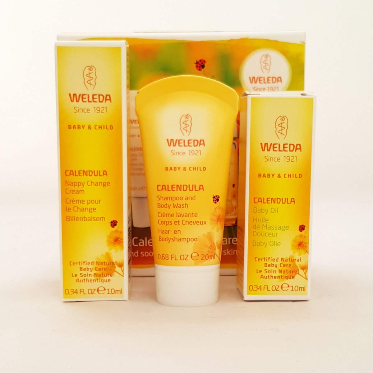 Weleda Baby Care Product Image