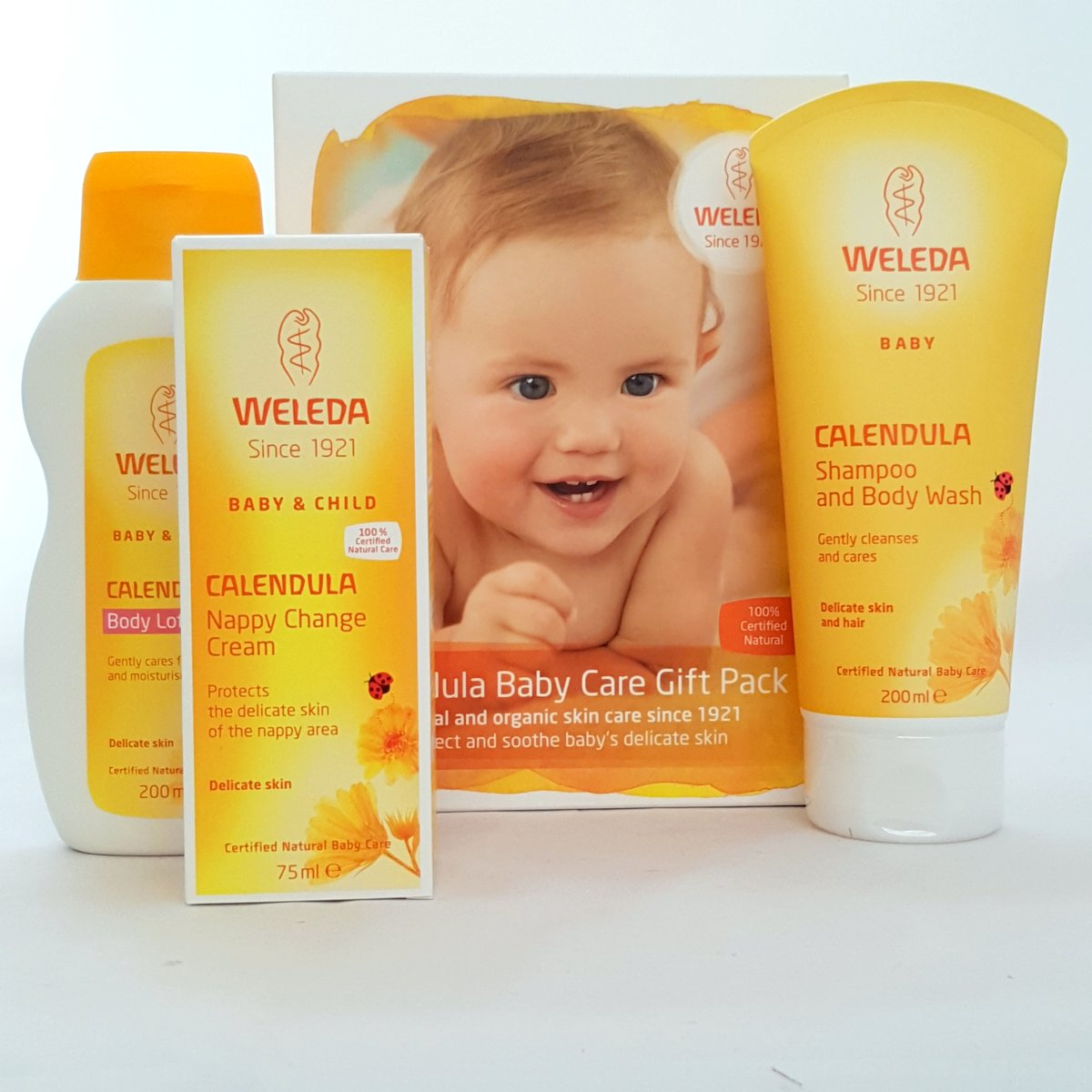Weleda Baby Care Gift Pack Product Image