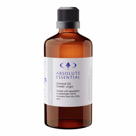 Absolute Essential Almond Oil Sweet: virgin Product Image
