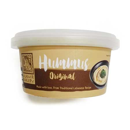 Delicious Lebanese Snack Organic Hummus Product Image
