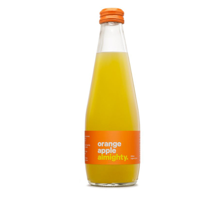 Almighty Apple & Orange Juice Product Image