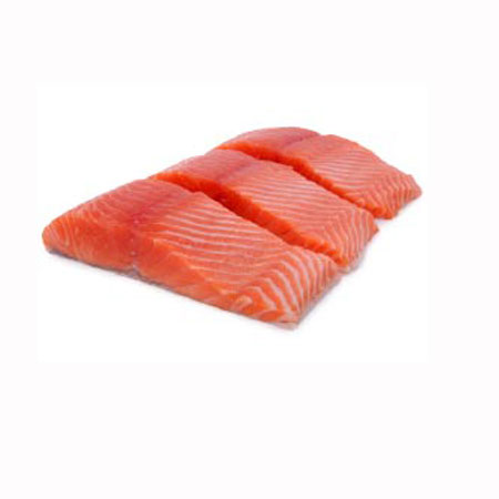 Aoraki Fresh Salmon Fillet Product Image