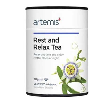 Artemis Rest and Relax Tea Product Image