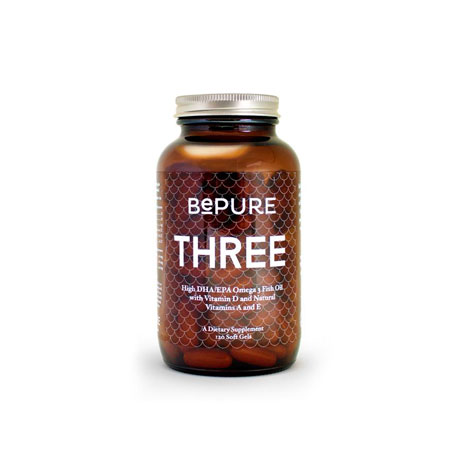 BePure Three - Fish Oil Product Image
