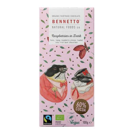 Bennetto Raspberry Chocolate Product Image