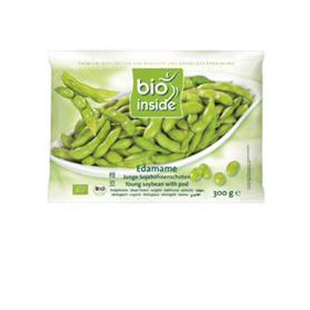 Bio Inside Frozen Edamame In Pods Product Image
