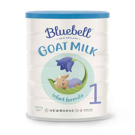 Bluebell Goat Milk Infant Formula Product Image