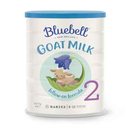 Bluebell Goat Milk Follow-On Formula Product Image