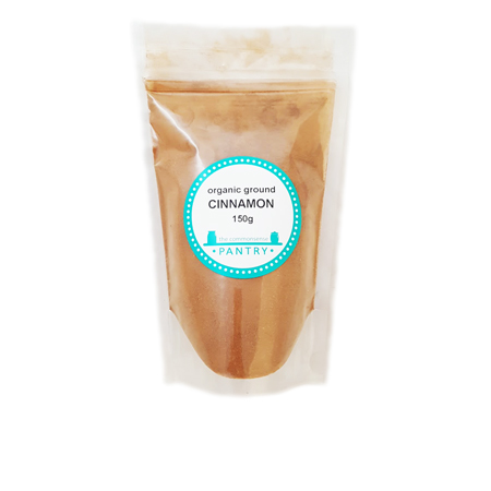 The Commonsense Pantry Cinnamon Product Image