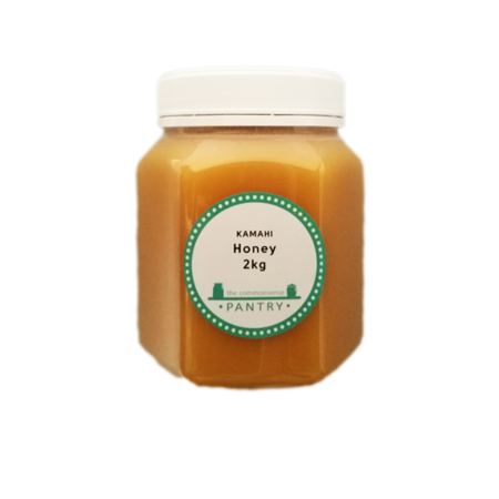 Commonsense Pantry Kamahi Honey Product Image