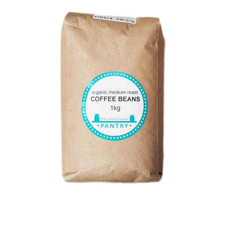 Commonsense Pantry Medium Coffee Beans Product Image