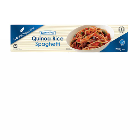Ceres Organics Rice and Quinoa Spaghetti Product Image