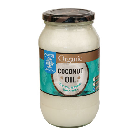 Chantal Organics Coconut Oil - Deodorised Product Image