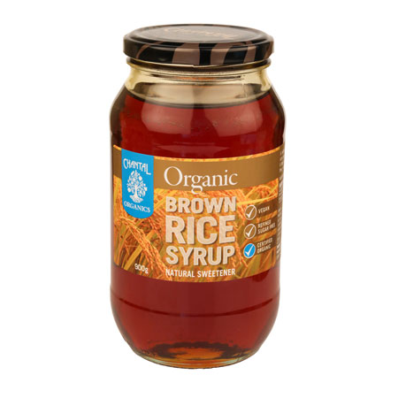 Chantal Organic Rice Syrup Product Image