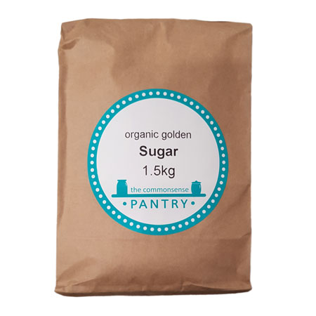 The Commonsense Pantry Organic Golden Sugar Product Image