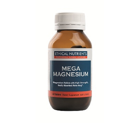 Ethical Nutrients Mega Magnesium Tablets Product Image