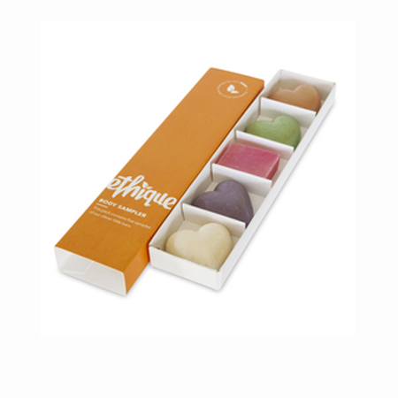 Ethique Body Sampler Product Image
