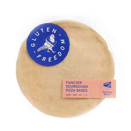Gluten Freedom Sourdough Pizza Bases Product Image