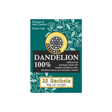 Golden Fields Dandelion 100% Product Image