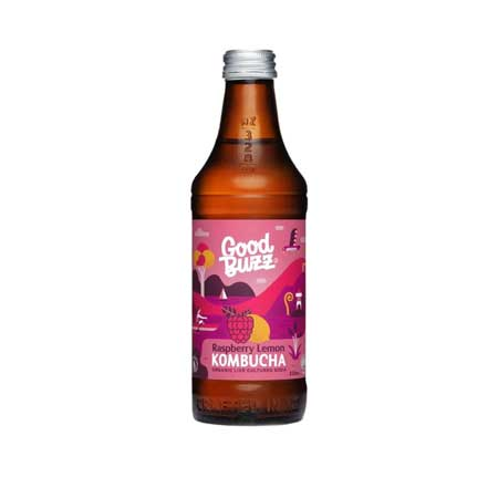 Good Buzz Brewing Co. Raspberry & Lemon Product Image