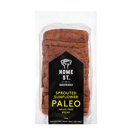 Home St Sunflower Paleo Bread Product Image