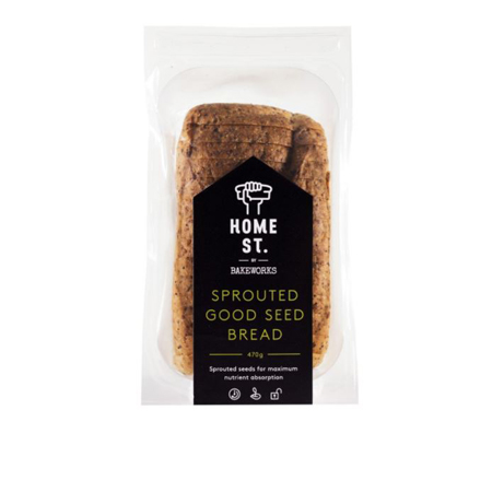 Home St Sprouted Good Seed Bread Product Image