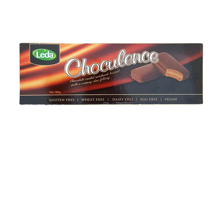 Leda Choculence Biscuits Product Image