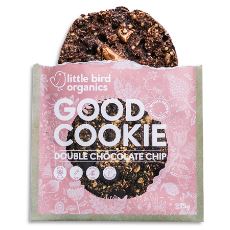 Little Bird Good Cookie - Double Chocolate Product Image