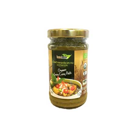 Lum Lum Green Curry Paste Product Image