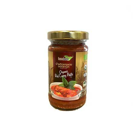 Lum Lum Red Curry Paste Product Image