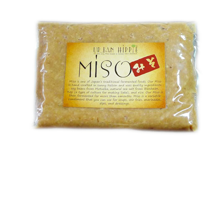 Urban Hippie Miso Paste Product Image
