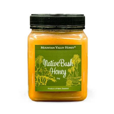 Mountain Valley Honey Native Bush Honey Product Image