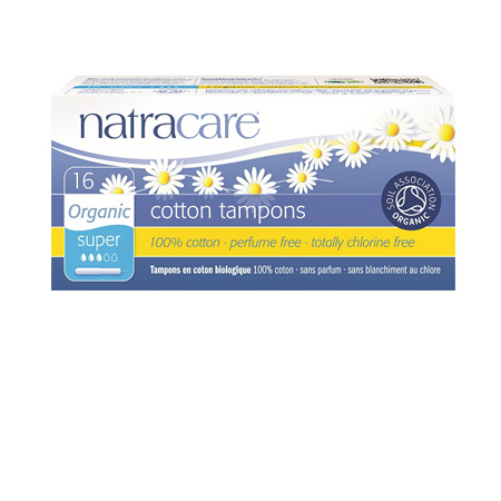 Natracare Super Tampons with Applicator Product Image