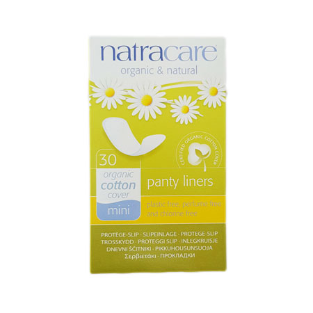 Natracare Panty Liners - Mini Product Image