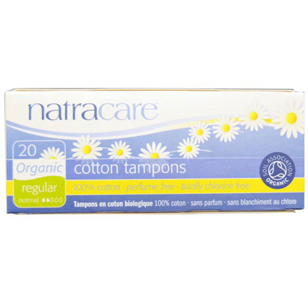 Natracare Regular Tampons Product Image