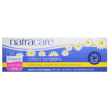 Natracare Super Plus Tampons Product Image