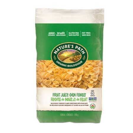 Natures Path Corn Flakes Product Image