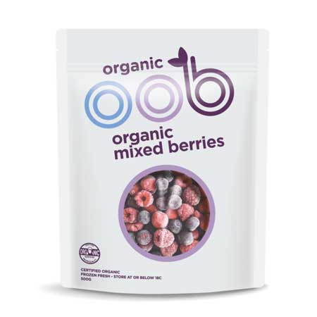 OOB Frozen Mixed Berries Product Image