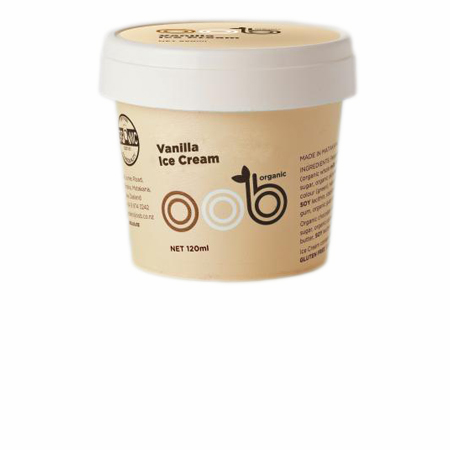OOB Vanilla Ice Cream Product Image