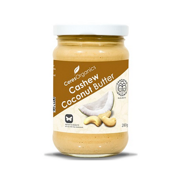 Ceres Cashew and Coconut Butter Product Image