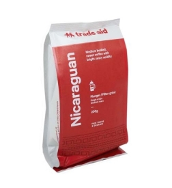 Trade Aid Nicaraguan Coffee for Plunger / Filter Product Image