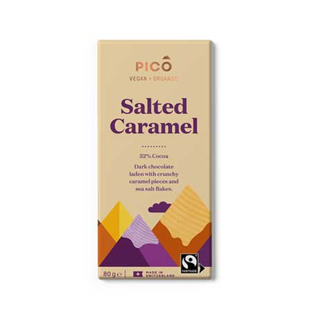 Pico Salted Caramel Chocolate Product Image