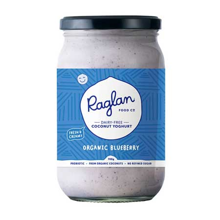 Raglan Food Co Blueberry Coconut Yoghurt Product Image