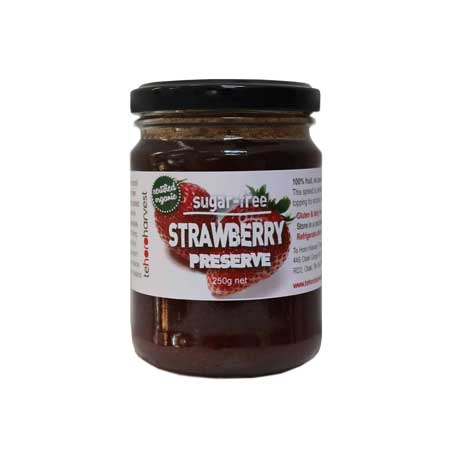 Te Horo Harvest Strawberry Spread Product Image