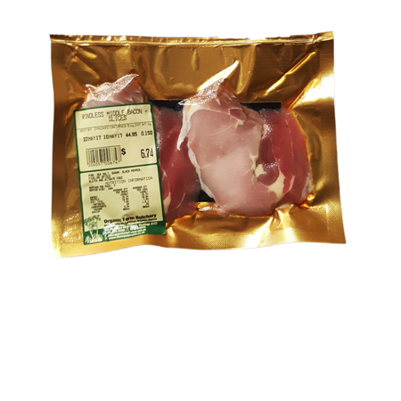 The Organic Farm Middle Bacon Product Image