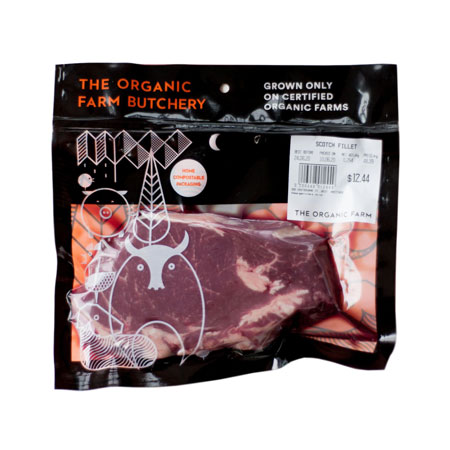 The Organic Farm Beef Scotch Fillet Product Image
