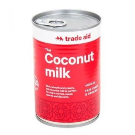 Trade Aid Coconut Milk Product Image