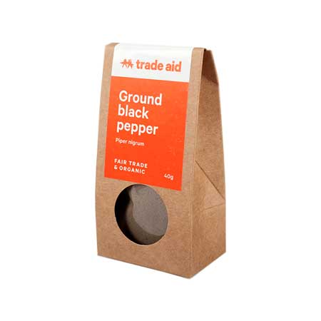 Trade Aid Ground Black Pepper Product Image